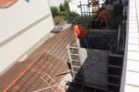 Modernidade: Obras para a construção de elevador para atender portadores de necessidades especiais é iniciada no Poder Legislativo.
