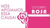 Outubro Rosa: prevenção contra o câncer de mama.